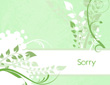 Christelijke Sorry e-card Sorry 3