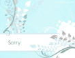 Christelijke Sorry e-card Sorry 4